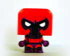 Paper Toy 3D Magneto X-men