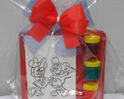 KIT DE PINTURA - MICKEY E MINNIE