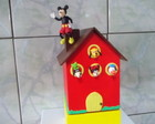 Casa/cofre casa do mickey