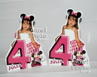 Mini Totens 21cm Minnie rosa