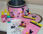 "Kit Pintura ""Minnie"""