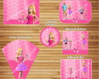 Kit Barbie Dreamhouse