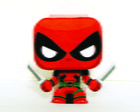 Paper Toy 3D Deadpool - Thunderbolts