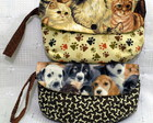 Mini Clutches Animais