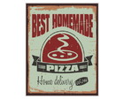Placa Mdf Retrô Homemade Pizza 2 - 752