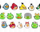 Toppers Personagens Angry Birds