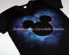 Camiseta Galaxy Mickey