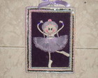 quadro quarto de menina &quot;bailarina&quot;