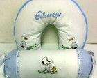 KIT ALMOFADAS BORDADAS SNOOPY