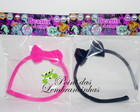 tiara personalizada monster high