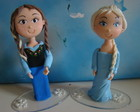 Princesas Frozen