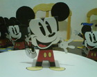 Paper Toy 3D Mickey Mouse