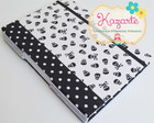 Caderno com Costura Longstitch