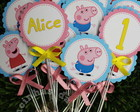 Totens/Toppers PEPPA PIG