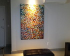 Abstrato Vertical 100x150 Cod 764
