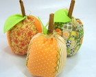 Laranja em patchwork