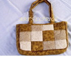 BOLSA EM PATCHWORK