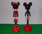 Caneta Mickey e Minnie