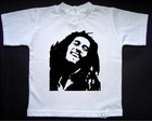 Camisetinha Bob Marley