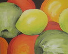 Painel &quot;Frutas I&quot;