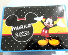 Mini Estojo De Pintura 15 Pçs Mickey
