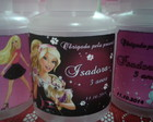 Squeeze Personalizado 300ml -Barbie