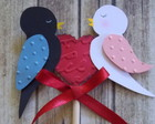 Casamento Love Birds [espeto decorativo]