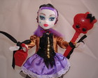 Boneca Monster High Arlekina Cloud