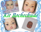Kit bochechudo(MAC 05,16,20,30).
