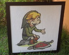 Quadro Link - The Legend of Zelda