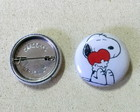 Botton Snoopy - 2,5cm