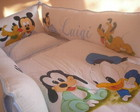 Kit de ber�o turma do mickey baby