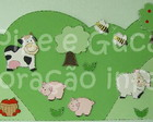 (BD 0007) Border fazendinha