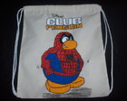 CLUB PENGUIN MOCHILA ECO 35X40