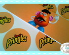Rotulo Mini Pringles Toy Story