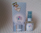 mini perfume personalizado 8 ml
