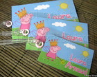 Kit 3 Bagtags - PEPPA