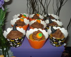 Cupcake Decorados Halloween