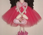 Boneca &quot;Mell dondoca&quot; (grande)