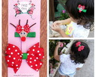Kit Hairclip Ratinha