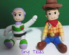 Mini Personagens Toy Story