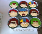 Cupcake chaves