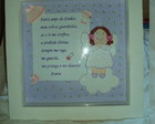 Quadro Santo Anjo