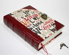 The Love Book - Caderno Artesanal