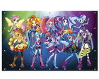 Painel My Little Pony Rainbow Rocks