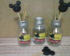 MINI AROMATIZADOR MINNIE E MICKEY