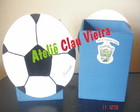 ENFEITE DE MESA TEMA FUTEBOL