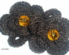 Pregadeiras em crochet
