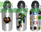 squeeze aluminio the legend of zelda