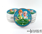 Latinha mint to be Frozen Fever modelo 1